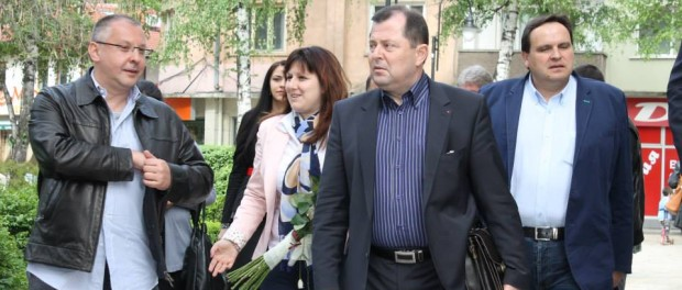 Сергей Станишев в Габрово и Севлиево на 06.05.2014