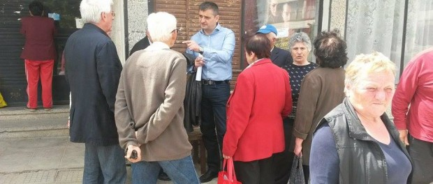 Кирил Добрев с поредица от срещи в Севлиево