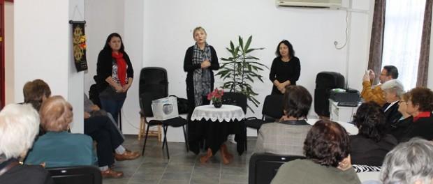 Продължава диалогът на Лена Енева с хората от общината