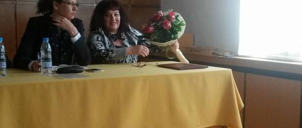 Социалистите в Севлиево отново избраха Петинка Михайлова за председател на Общинската партийна организаци