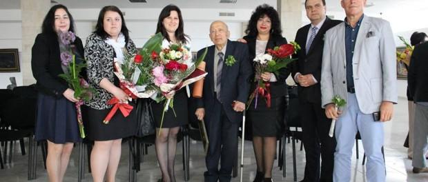 проф. Никола Данчев е почетен гражданин на Габрово