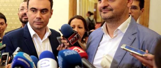 """Кирил Добрев: """"Не очаквайте да сме деструктивна опозиция, а конструктивна и активна"""""""