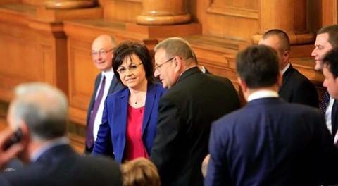 БСП с предложения за преизчисляване на пенсиите и замразяване на  депутатските заплати