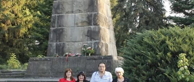 Честване на 9-ти септември в Севлиево