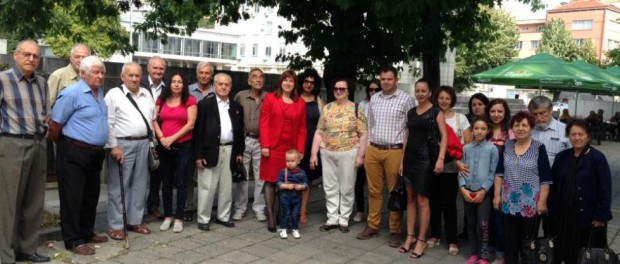 Социалистите в Габрово отбелязаха 9 септември
