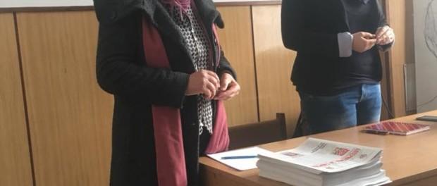 Кристина Сидорова в Дряново