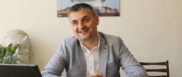 Кирил Добрев в Габрово