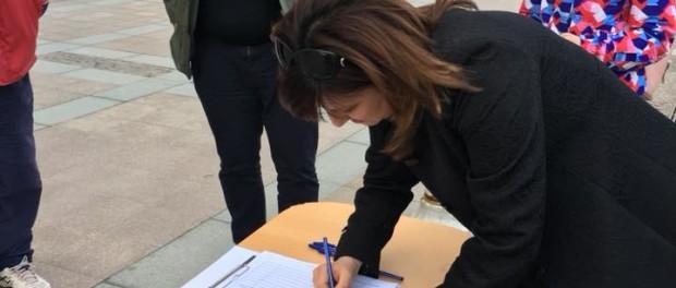 БСП събира подписка срещу сделката за ЧЕЗ