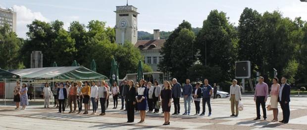 Ръководството на БСП – Габрово уважи празника на града