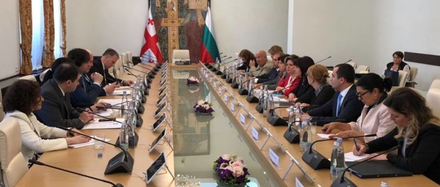 Народният представител от Габровски регион Кристина Сидорова бе част от Българска парламентарна делегация в Грузия