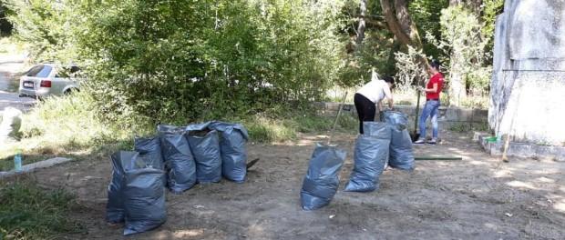 """БСП Габрово подкрепи инициативата """" Да изчистим България заедно"""""""