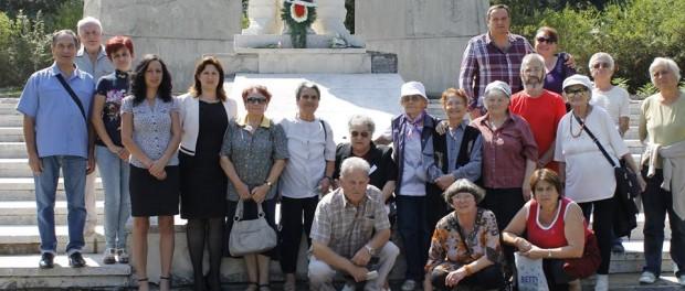 Честване на 9-ти септември в област Габрово