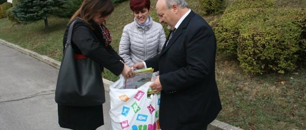 Кристина Сидорова почете 25 годишнината на SOS Детски селища Трявна