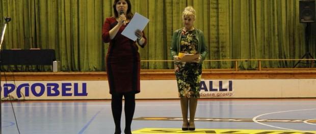 Кристина Сидорова присъства на концерт, по случай Международния ден на възрастните хора