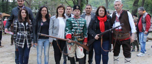 143 години след епичната битка за Дряновския манастир