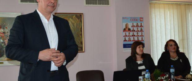 Станишев в Севлиево: социалистите сме тези, които имаме рецепта за възстановявяне на социална Европа