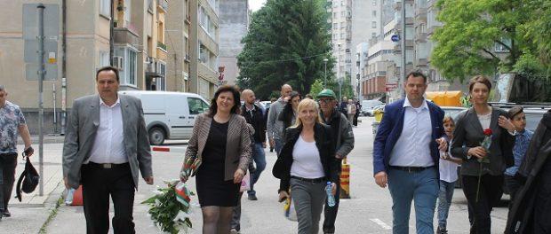 Елена Йончева към габровци: Пазете високия си дух и защитавайте справедливостта!