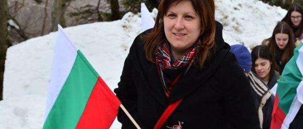 Кристина Сидорова: На 3 март да предадем урока по Родолюбие на децата си!
